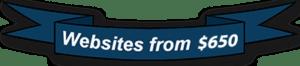 Melbourne Web Designer websites from $650